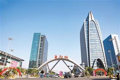 12月12日,位于深圳龍崗平湖的華南城迎來了一批特殊的客人.