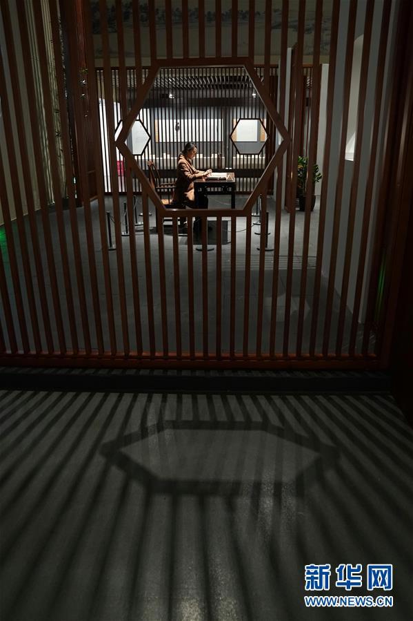 """(文化)(3)国家典籍博物馆举办""""器用为尚——文房艺术与文人生活特展"""""""