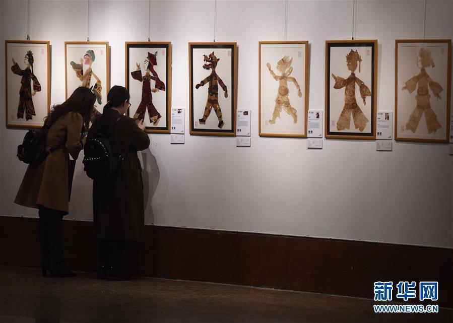 """(文化)(1)""""中国艺术新视界2018""""在京开展"""