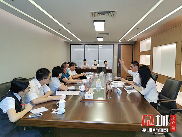 广东龙岗区积极推进医保业务进驻社区
