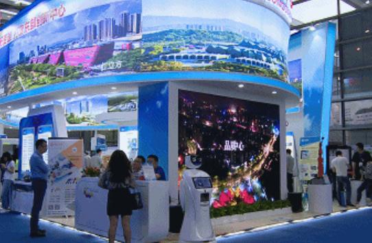 第二十届高交会开幕 百余件科技展品亮相龙岗展区